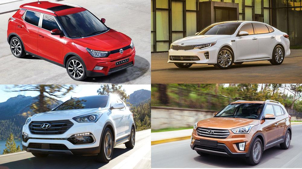 Лучшие корейские автомобили