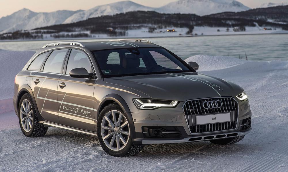 Надежный автомобиль Audi Allroad