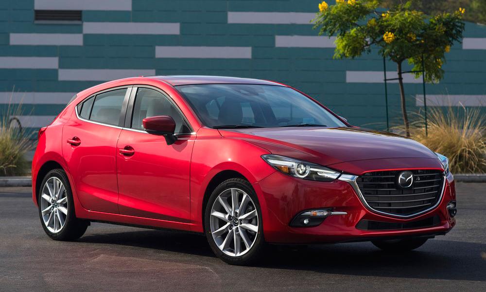 Надежный автомобиль Mazda 3