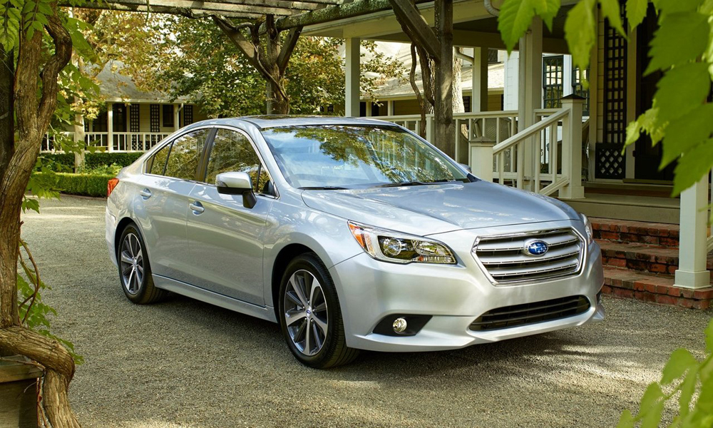 Надежный автомобиль Subaru Legacy