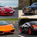 Самые красивые в мире автомобили