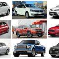 самые продаваемые машины в мире