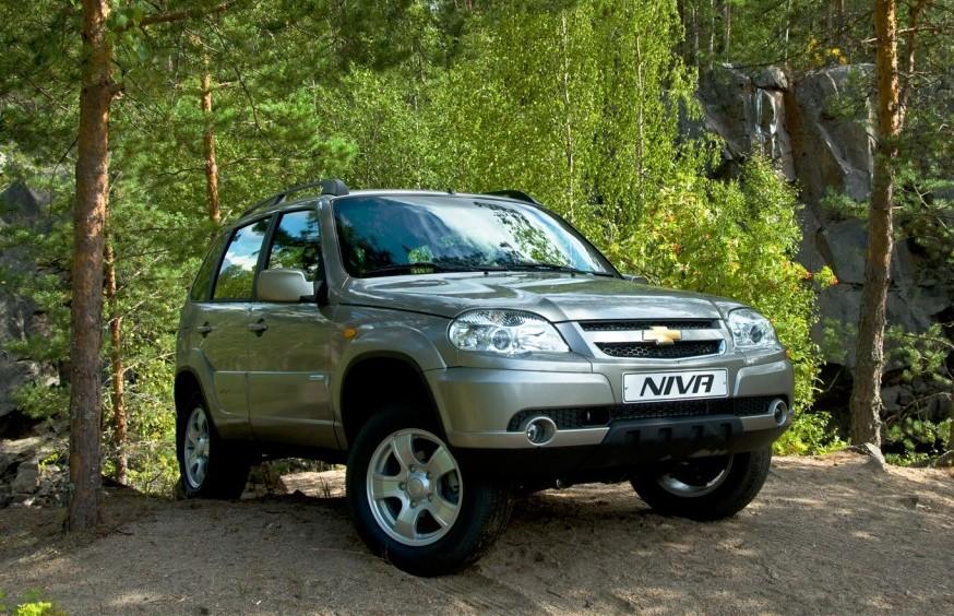 Chevrolet Niva 2015-2016