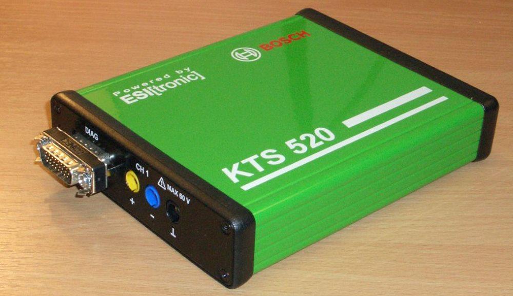 сканер KTS 520