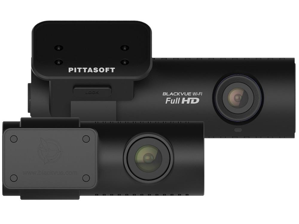 Видеорегистратора с двумя камерами