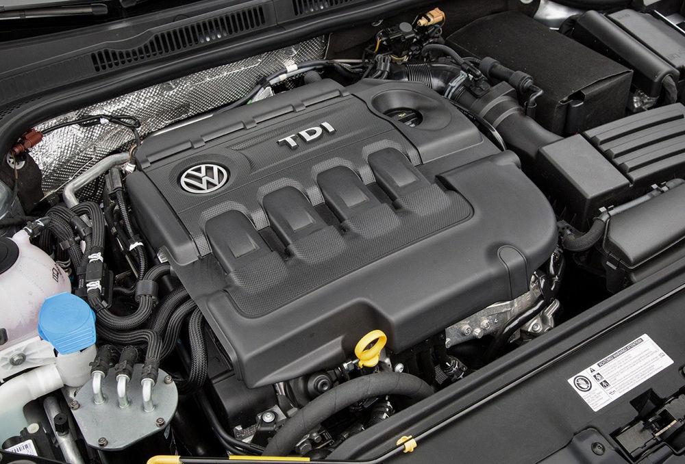 Volkswagen Jetta двигатель