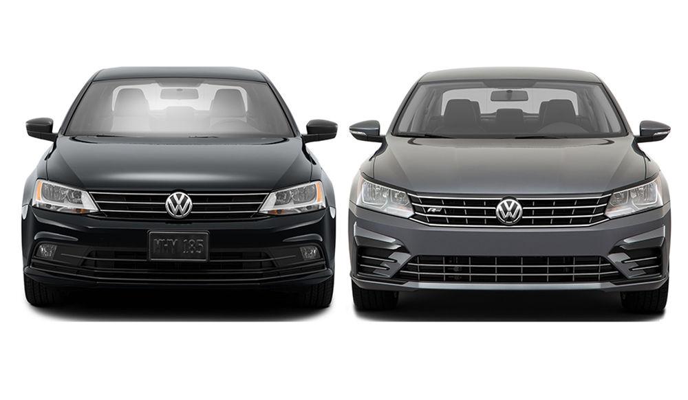 Какой Volkswagen выбрать: Passat или Jetta