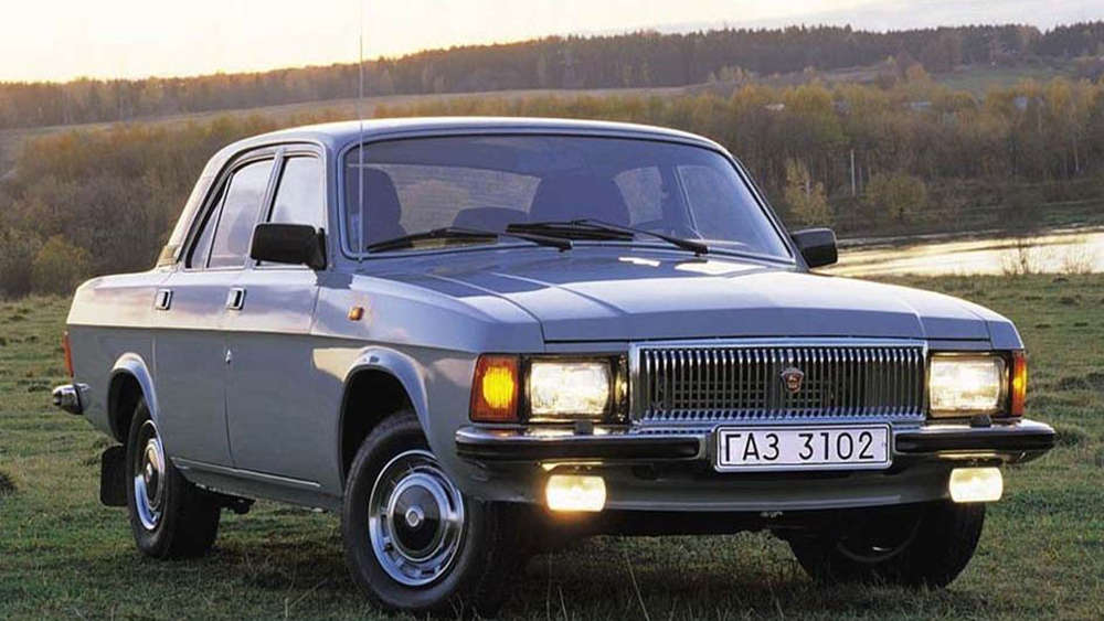 ГАЗ-3102 «Волга»