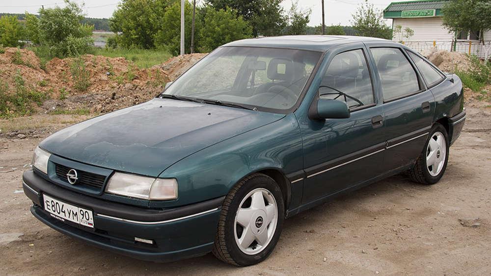 Opel 1995 года