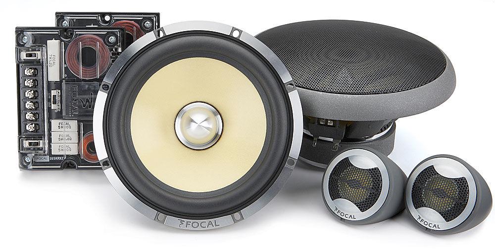 Focal 165 KRX2