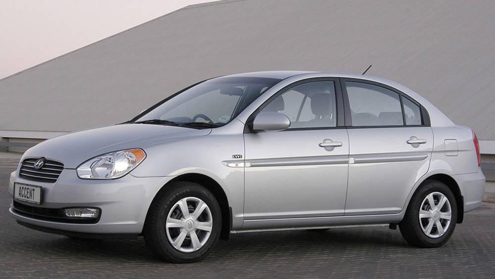 Hyundai Accent2007