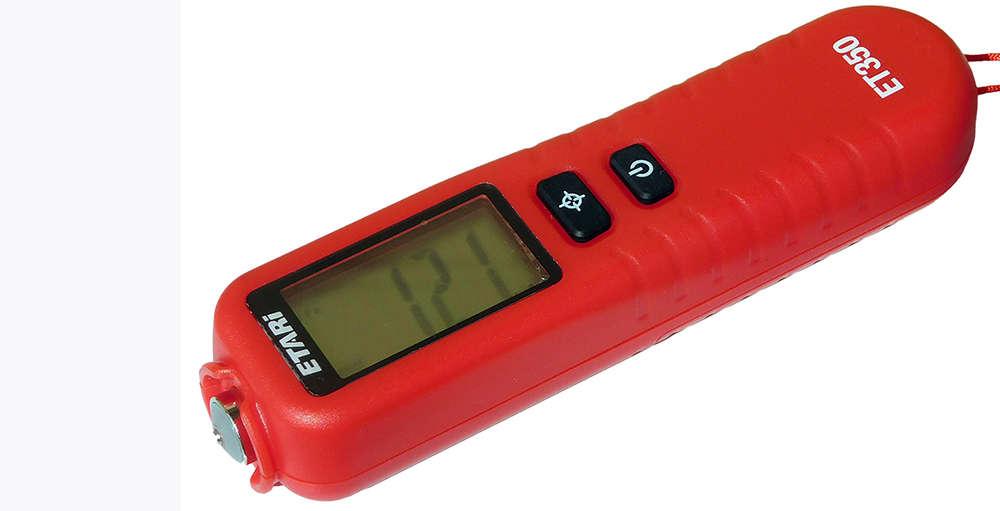Толщиномер электромагнитного типа