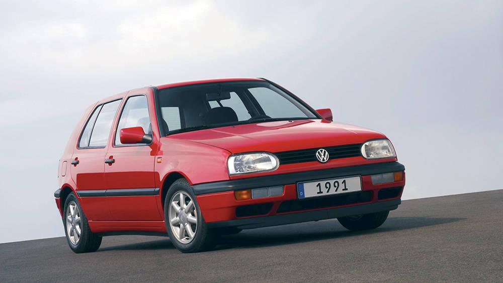 VolkswagenGolf III