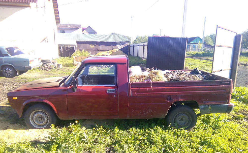 Авто для дачи и села