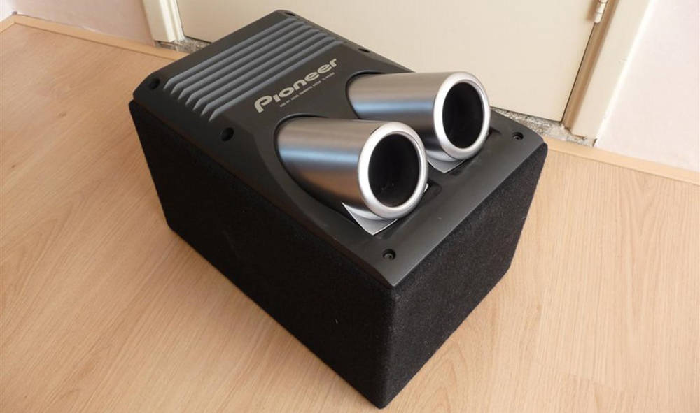 Pioneer TS-WX206