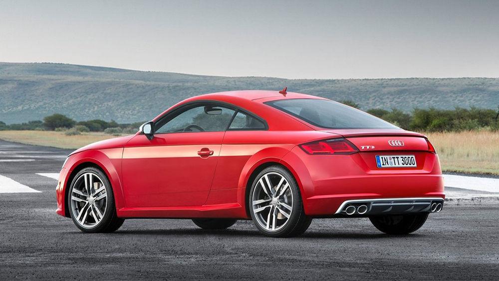 TTS Audi