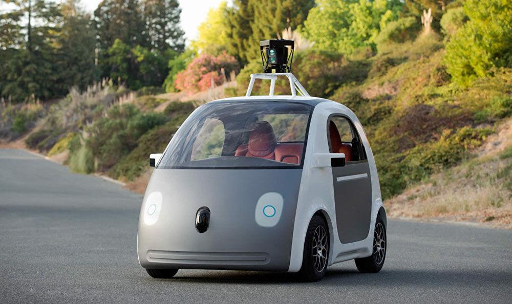 Эра беспилотных автомобилей