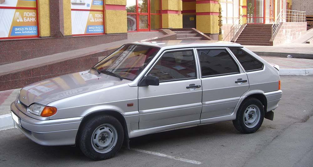 Лидер по цене - ВАЗ-2114