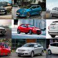 Лучшие новые автомобили до 600000 рублей