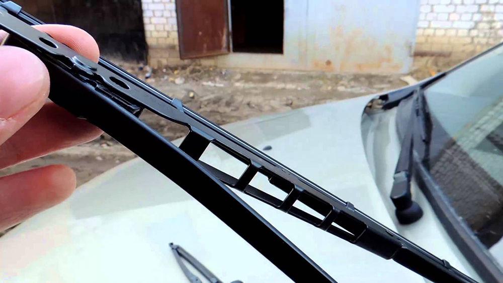 Подбор щётки стеклоочистителя