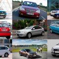 Лучшие автомобили до 250000 рублей