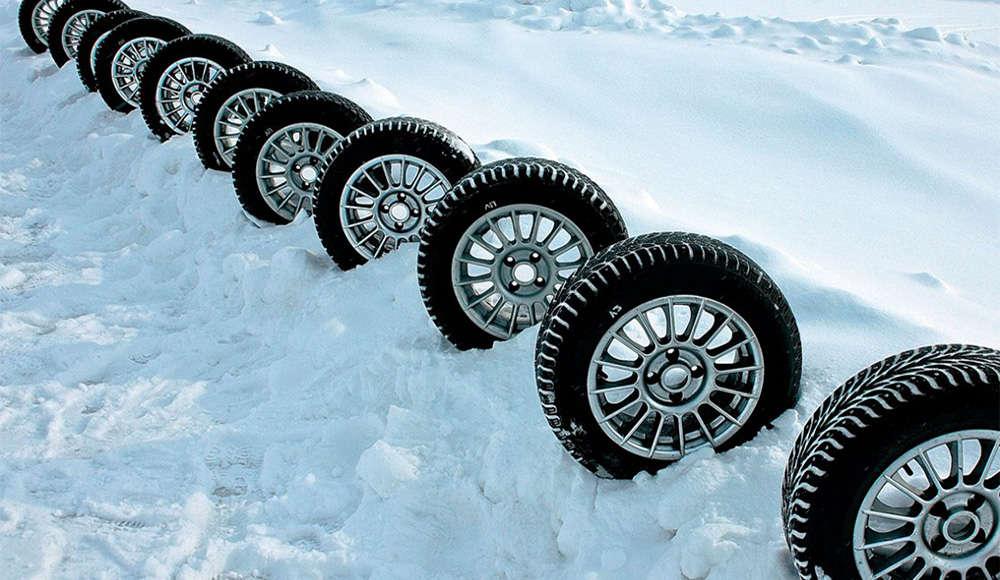 Рейтинг лучших зимних шипованных шин