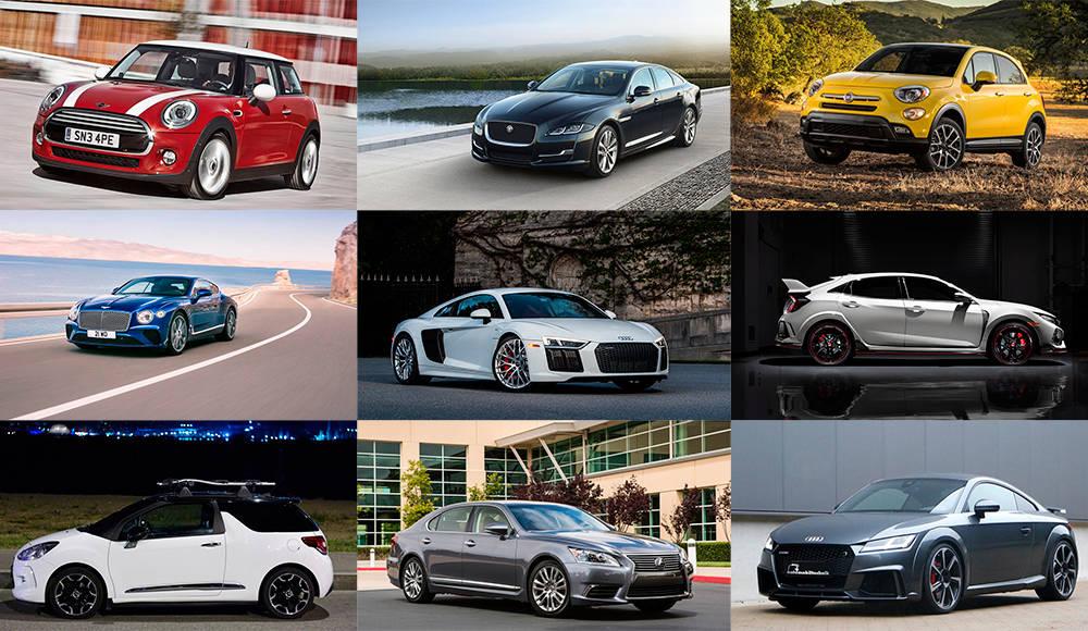 Рейтинг самых модных машин