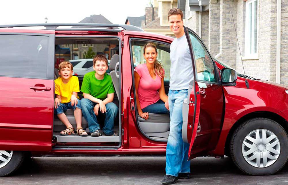 Выбор семейного авто