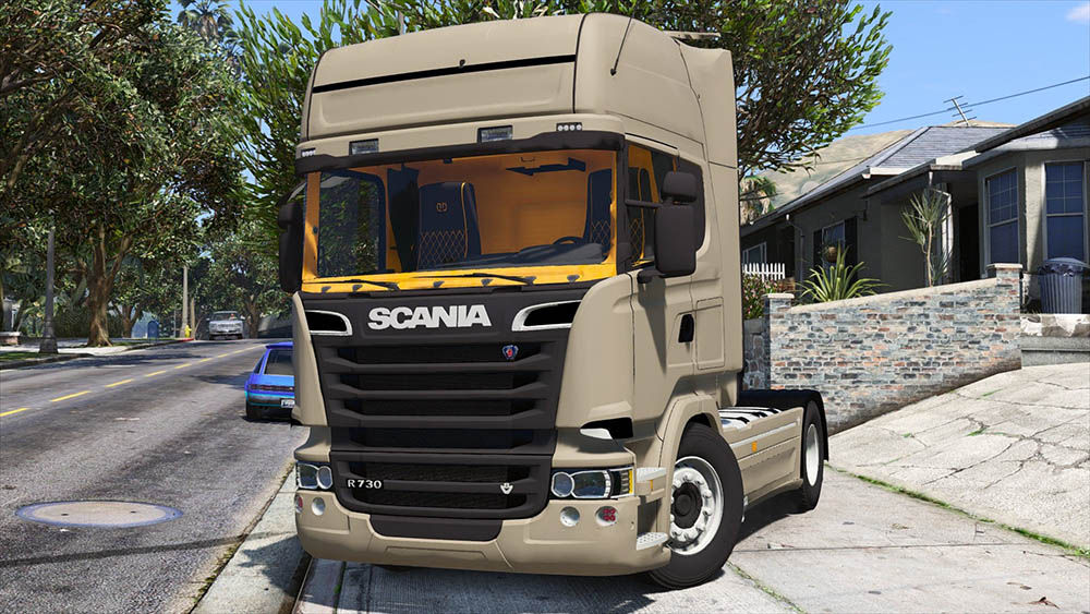 ScaniaR730