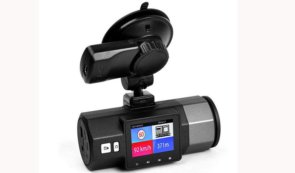 Пример видеорегистратора с Ambarella A7