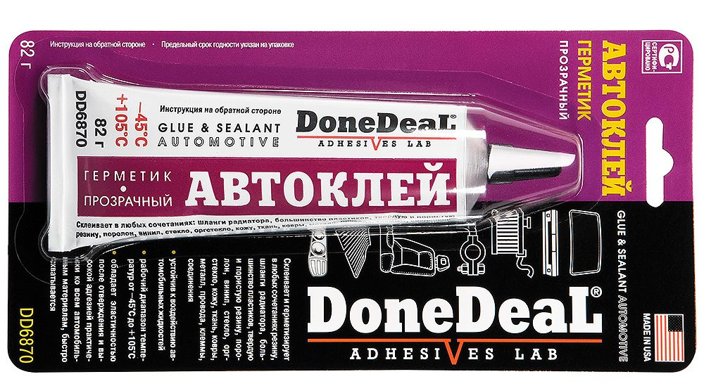 герметик DoneDeal DD6870