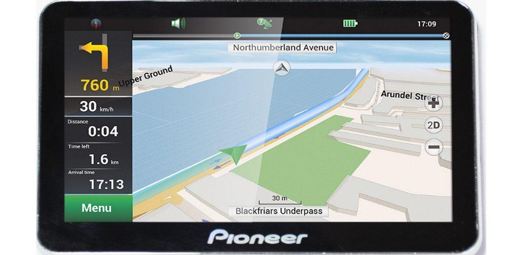навигатор Pioneer PI-730