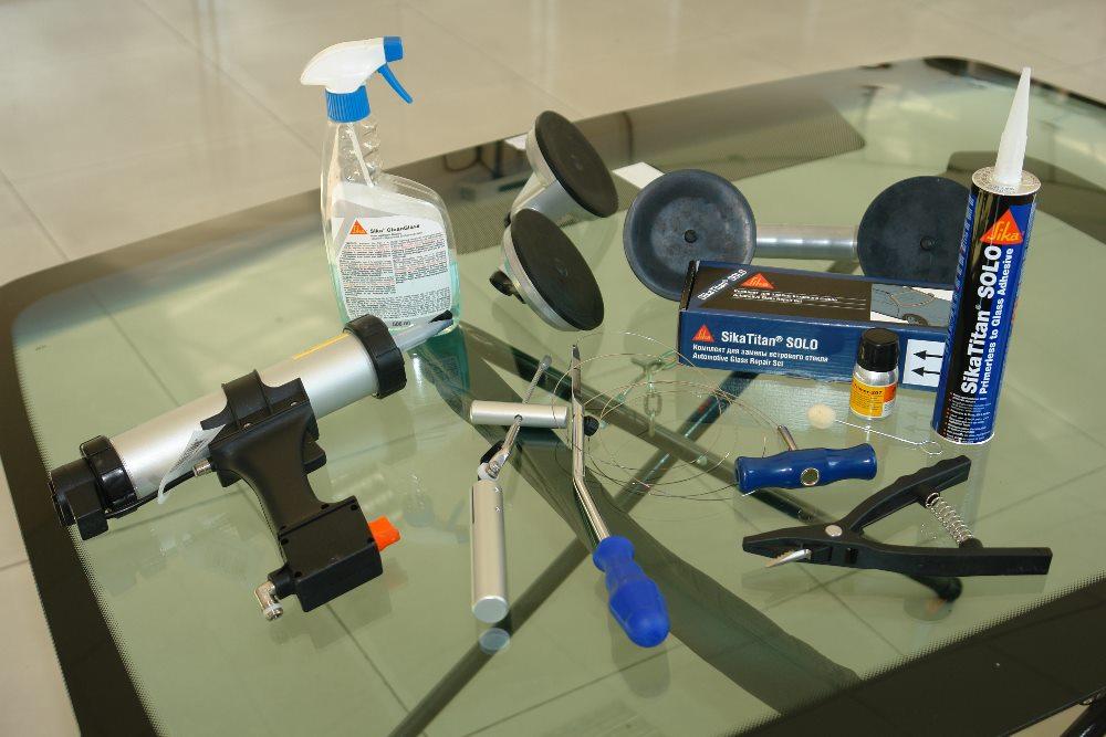 полиуретановый герметик для автостекол