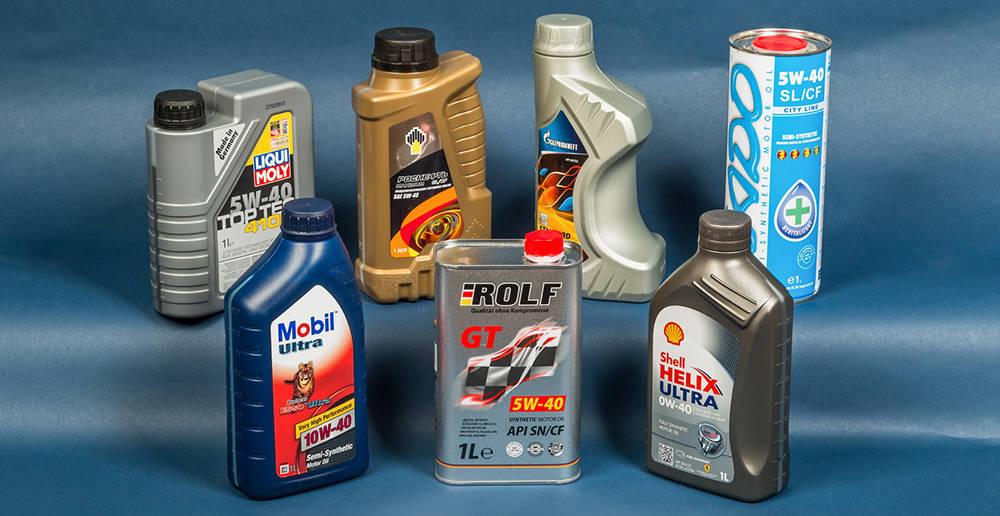 Примеры промывочного масла