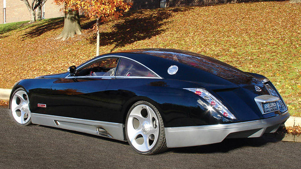 Maybach Exelero