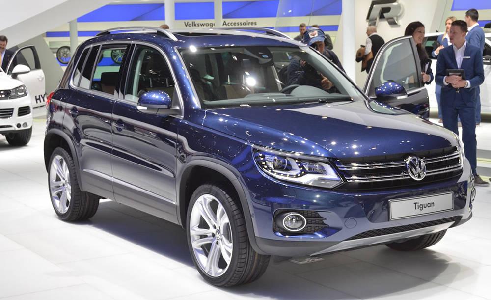 VolkswagenTiguan