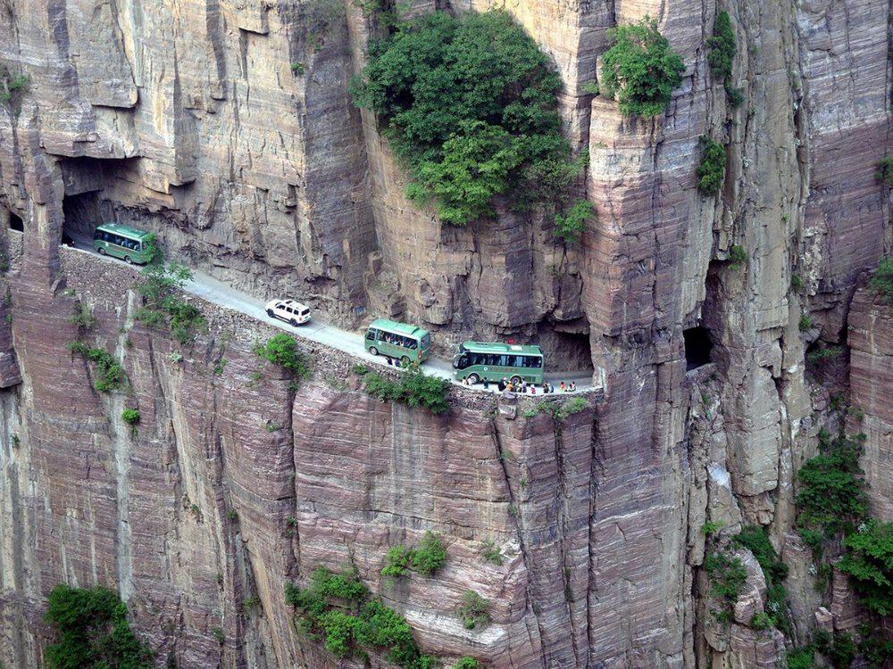 тоннель Гуолян в Китае
