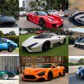 Самые крутые автомобили