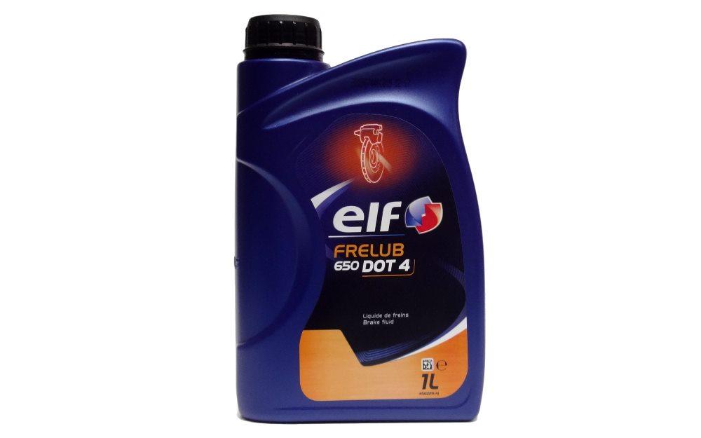 тормозная жидкость Elf Frelub 650