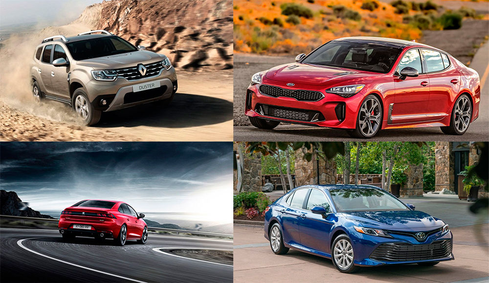 Топ-5 самых ожидаемых автомобилей 2018 года