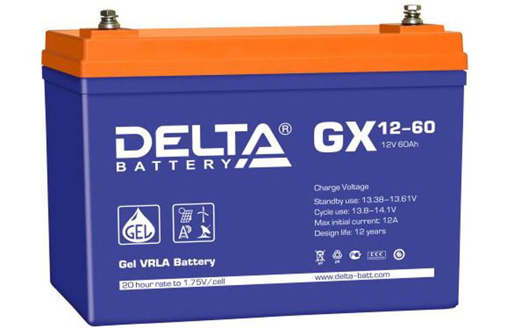 DeltaGX 12 60