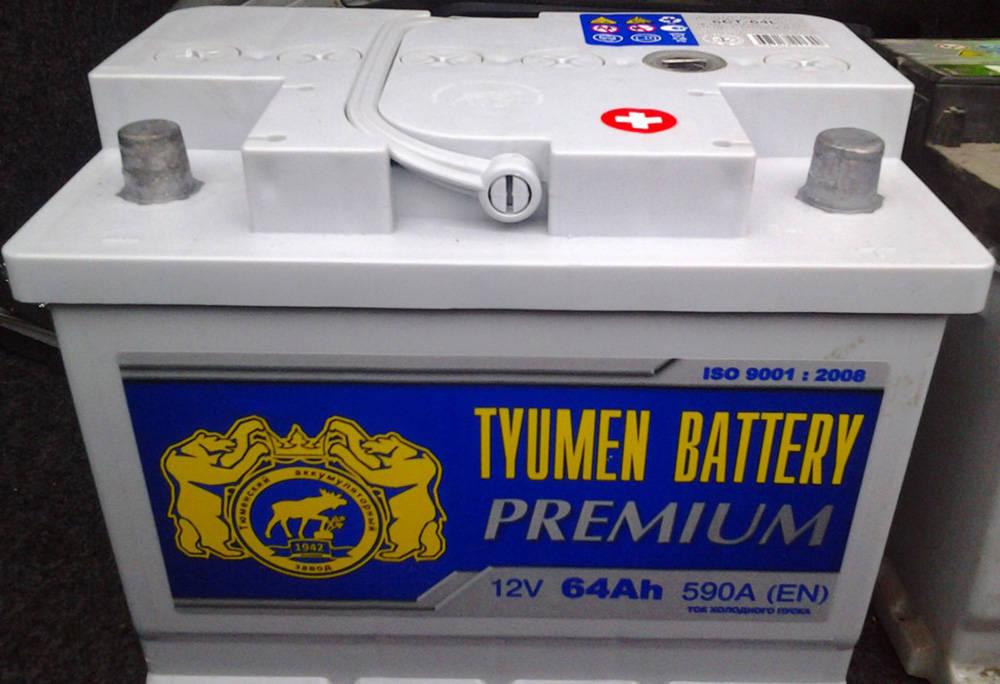 Tyumen BatteryPremium