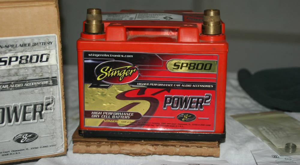 StingerSP800