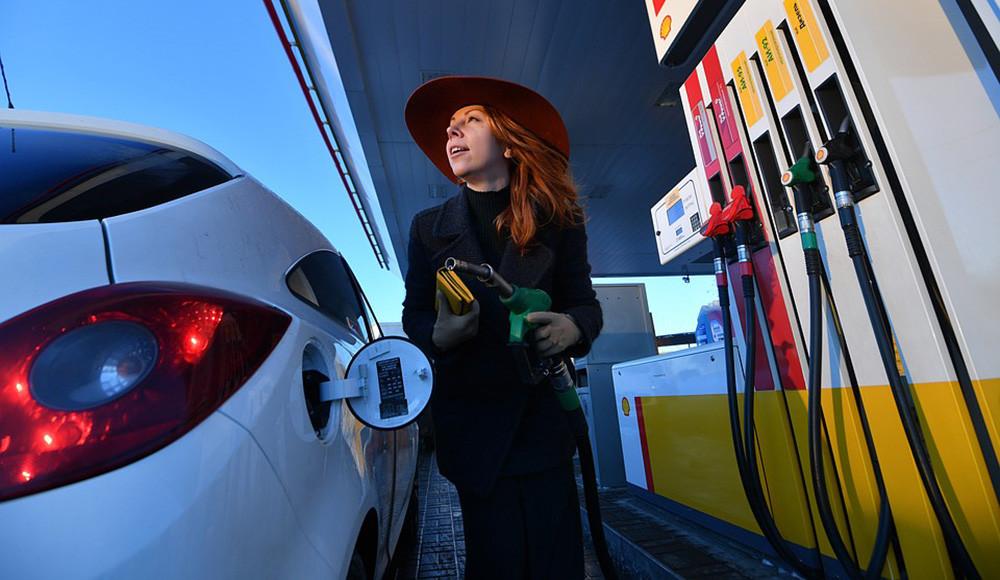 Сравнение цен на бензин в мире